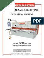 S934 - Instruction Manual