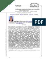 Epistemología del area de ciencias sociales en la educación.