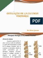 Patología de Columna Vertebral