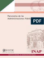 Lectura 2 PAnorama de la administración pública.pdf