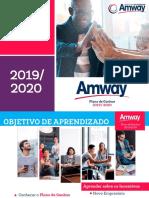 Novo Plano de Ganhos - 2019-2020