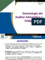 Código Ético Del Auditor Informático