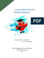 Bahan Ajar Kimia Kelas Xi