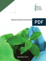 7th Annual Report - 2012-13