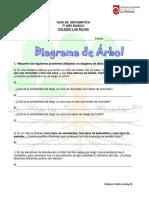 Diagrama de Árbol 7mo Basico