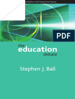 [Stephen J Ball] the Education Debate(B-ok.org)