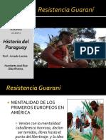 La resistencia Guaraní