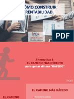 Cómo construir rentabilidad en el comercio - Presentación Premium Plaza.pdf