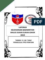 Report Mssj 2019