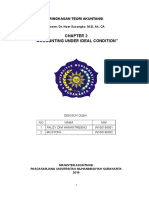 Chapter 2 - Accounting Under Ideal Condition - Fauzy&Mustofa