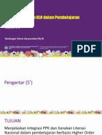 Pembelajaran HOTS dengan PPK, GLN.pptx