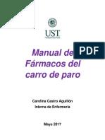 Manual Farmacos Carro de Paro