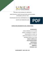 Estructura Organizativa Del Codigo Penal
