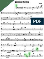 Una Noche Contigo - Trombone 2