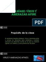 amenazas virus afine