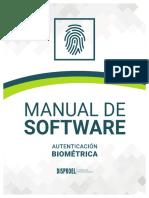 Software Autenticacion