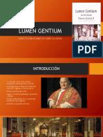 i. Lumen Gentium