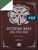 Dystopian Wars 2.5 Rules