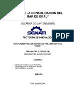 330347836 Proyecto de Innovacion Dispositivo Fresador