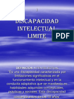 DISCAPACIDAD INTELECTUAL LIMITE.ppt