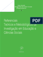 Investigação em educação em ciências sociais