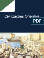 Civilizações Orientais - slide