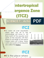 Activity 12 Intertropical Convergence Zone