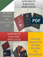 WA 0813.270.43.100, Jual Sampul Raport SD di Mandaling Natal Sumatra Utara