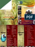 brosur persaraan guru besar