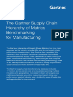 SupplyChain Manufacturing BenchmarkingFlier Digital