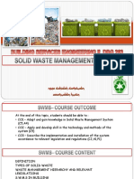 Solid Waste Management System