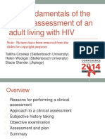 assesment hiv