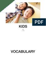 English presentation for kids