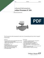 E+H Promass E100.pdf