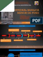 Analisis Catedral de Puno