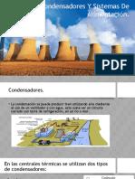 Condensadores y sistemas de alimentación