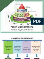Pedoman Gizi Seimbang revised - Prof. Mary Astuti.ppt