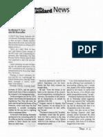 Manila Standard, Oct. 10, 2019, LRT lacks failsafe system, exec says.pdf