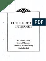 FutureOfTheInternet-September1997-HarishPillay