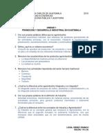 Finanzas cuestionario