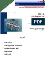 Sesi 5-6 Expressing Risk & Risk Response 2016