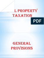 Real Property Taxation