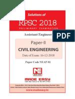 civil Engg 2018