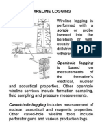 010 Wireline Logging