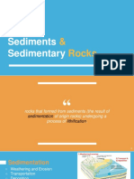 Sediments & Sedimentary Rock