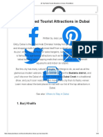25 Top-Rated Tourist Attractions in Dubai _ PlanetWare.pdf