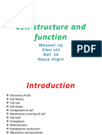 Cell-structure and function.pptx