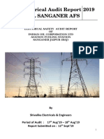 IOC Sanganer AFS Electrical Audit Report 2019 - Copy