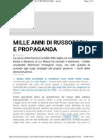 Http Www.limesonline.com Cartaceo Mille Anni Di Russofobia e