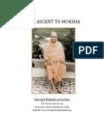 The Ascent toMoksha